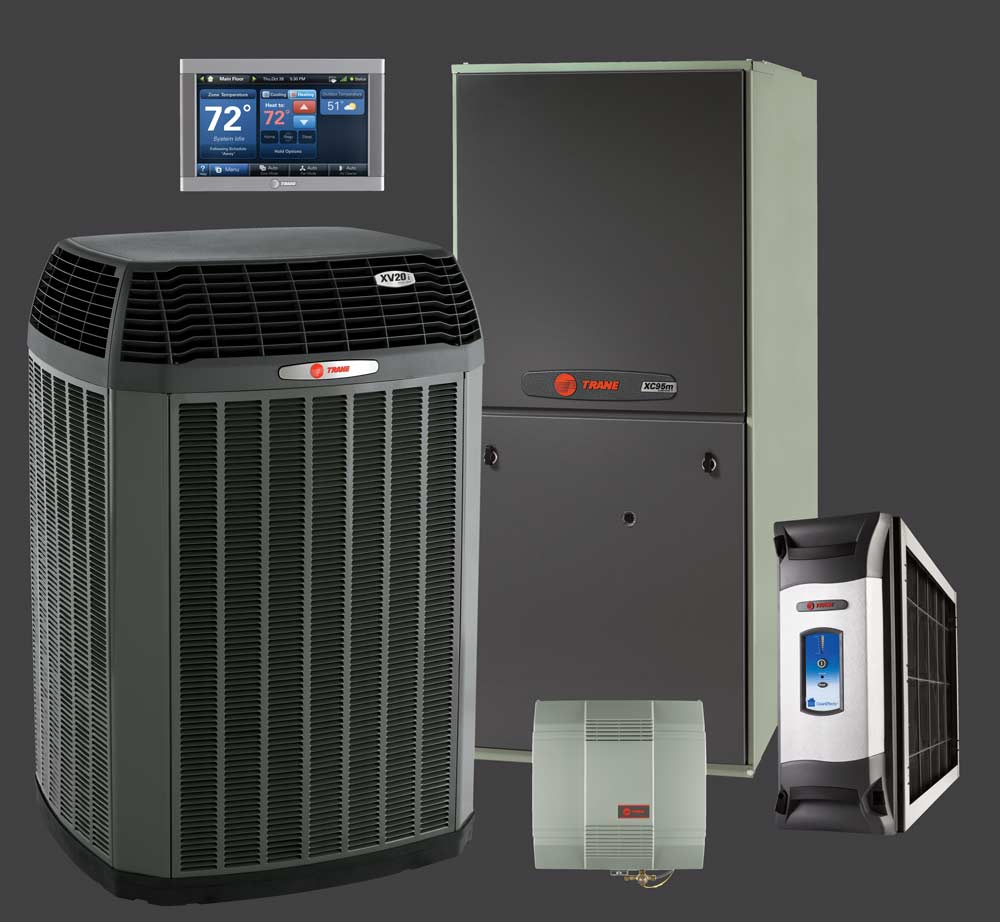 HVAC and furnace products